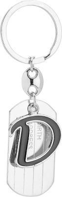 Bajya Alphabet D Key Chain