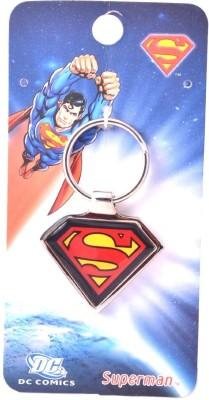 Warner Bros WB Superman Metal M 245 Key Chain