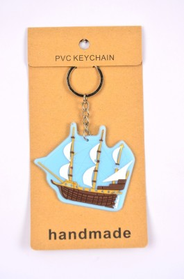 Shrisay Ventures Sailing Ship Pack Of 2 Key Chain