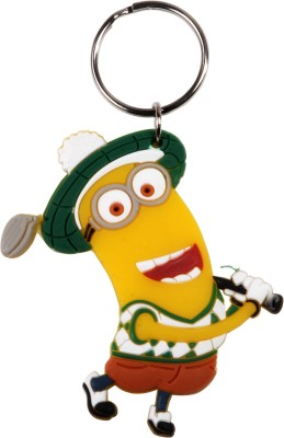 Oyedeal Despicable Jerry Rubber Key Chain
