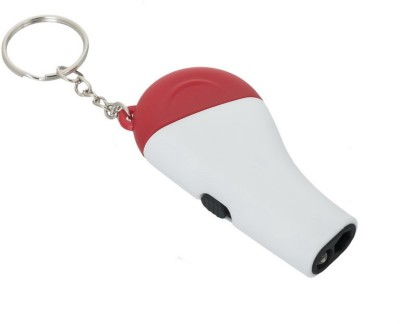 Gadge DRIPPY KEYCHAIN WITH TORCH AND TOOLKIT (3 TOOLS) (RED) Key Chain