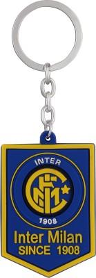 VeeVi Silicon Inter Milan Football Club Key Chain