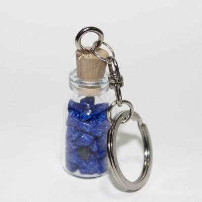 Khatte Meethe Desires KEYHOLDER- MIDNIGHT BLUE Locking Key Chain