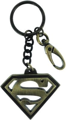 Warner Bros WB Superman A B 470 Locking Key Chain