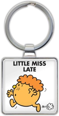 That Company called If LITTLE MISS LATE KEYRING Key Chain
