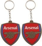 Confident Set Of 2 ARSENAL NON METAL Key...