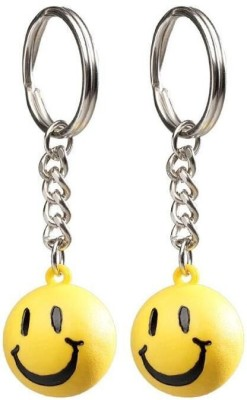 i-gadgets Smileyball 2pcs Key Chain