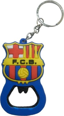 Techpro Double Sided FC Barcelona Bottle Opener Key Chain