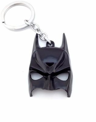 Optimus traders Movie Batman face mask Dawn of Justice Logo Metal Key Chain