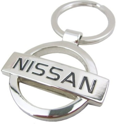 Onlinemart Nissan Metallic Key Chain
