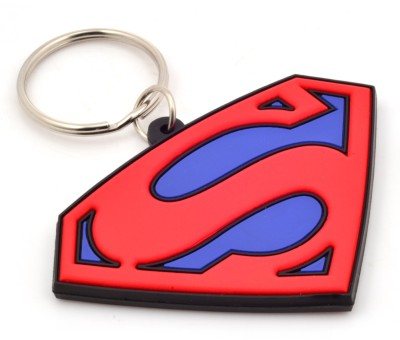 KGB Superman Key Chain