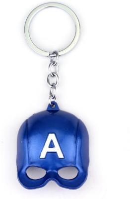 Optimus traders new Superhero CA face 3d metal Key Chain