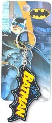 Warner Bros WB Batman Logo R 257 Key Chain