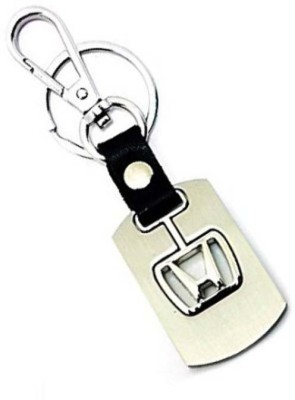 Amor Honda Metal Logo Key Chain Locking Key Chain