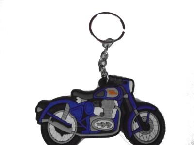 Spotdeal SDL649 Royal enfield Bike key chain Carabiner
