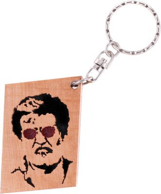 JM Kabali Rajani face Key Chain