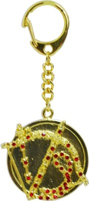 Kriti Creations Amulet Medallion For Enthrallment Locking Key Chain