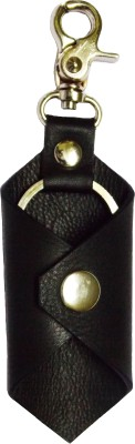 ADARRO LEATHER DOGHOOK KEY CHAIN Locking Key Chain