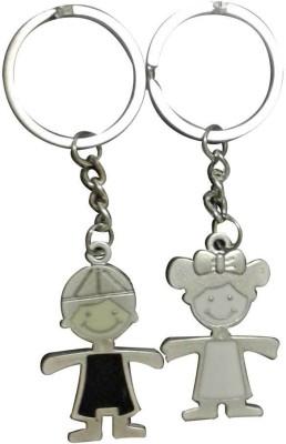 ShopeGift Happy Boy Happy Girl Key Chain
