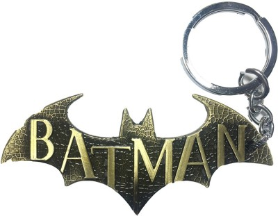 AB Posters Batman Wings Letter Key Chain