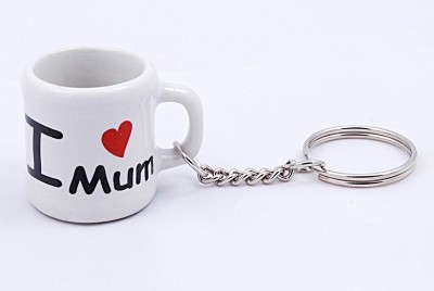 i-gadgets I love Mum Ceramic Coffee Mug Replica 3D Key Chain