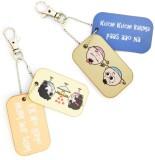 Little India COMB456 Locking Key Chain (...