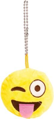 The Crazy Me Emoji Naughty Key Chain