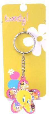 Warner Bros WB Tweety Flower P 251 Key Chain