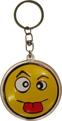 SSD Smiley Key Chain