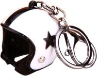 Dealfinity Cruiser Bike Helmet DKYCN2118 Locking Key Chain(Multicolor)