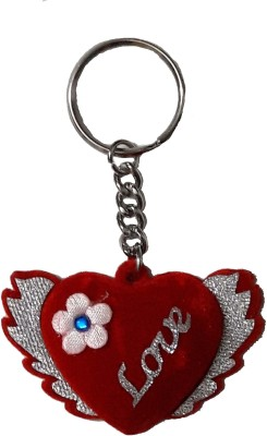 Apex Heart key Chain Locking Key Chain