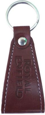 BikeNwear RE-7 Royal Enfield Locking Key Chain