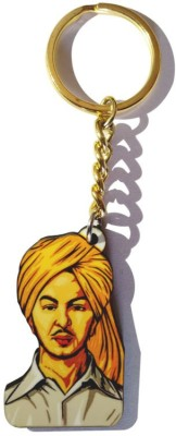 MiiCreations Sardar Bhagat Singh Key Chain