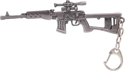 Oyedeal Expandables M78 Machine Gun KYCN1787 Locking Key Chain