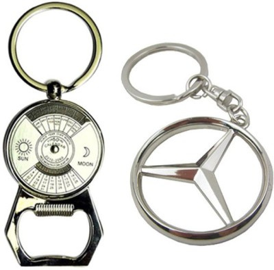 Alexus Calender Opener And Mercedes Key Chain