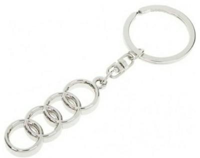 Navkaaar Audi Metal Keychain Key Chain