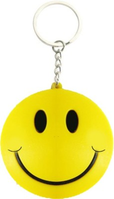 Thump Smiley Key Chain