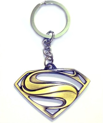 Confident Metal 01 SUPPER MAN Key Chain