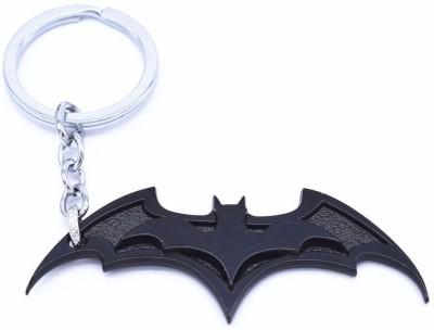 Optimus traders Movie Batman Dawn of Justice wings Logo 3d 8cm Metal Key Chain