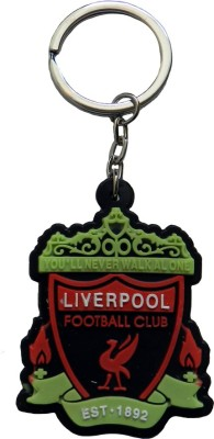 Techpro Double sided Liverpool Key Chain