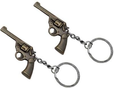 Anishop Gun Desing Key Chain