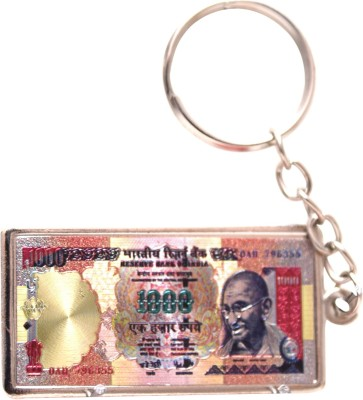 Oyedeal Rs 1000 Artificial Indian Currency KYCN1657 Key Chain