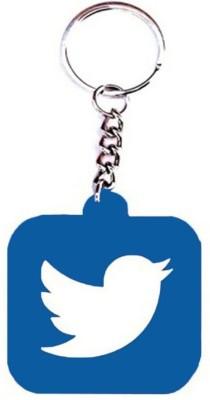 Paracops Twitter Key Chain