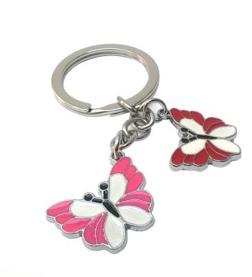 Brndey Butterfly Keychain Key Chain