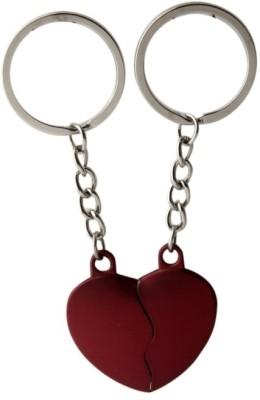 KeepSake Red Heart Key Chain