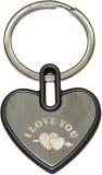 Silver Swan I Love You in Heart metal Ke...