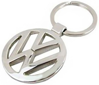 true traders True Traders silver metal Volkswagen Key Chain