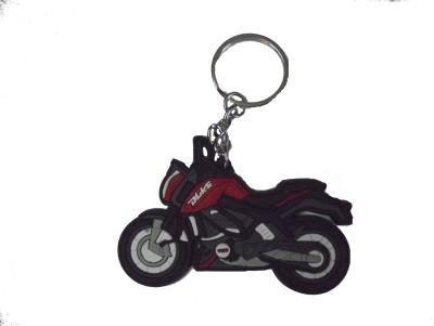 Spotdeal SDL643 Duke bike Rubber keychain Carabiner
