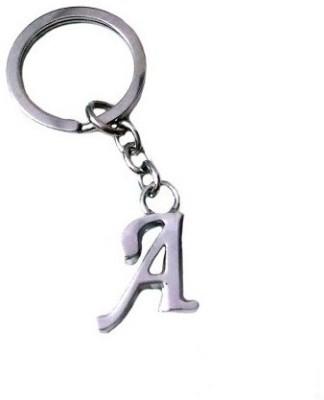 Accessory Bazar Alphabet A Letter Key Chain Key Chain