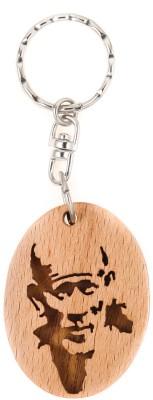 JM Sai Baba Key Chain
